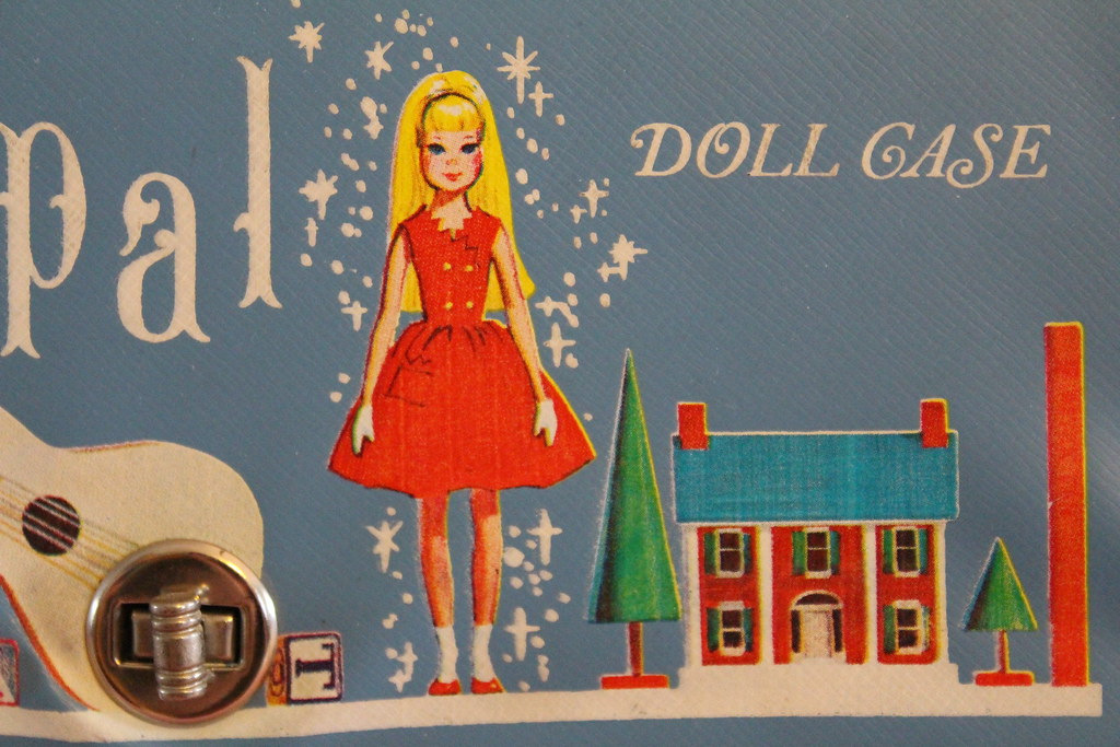 Purse Pal Doll Case (Skipper)