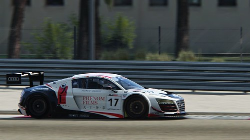 Audi R8 LMS - Absolute Racing - Abu Dhabi Gulf 12 hours 2014 - Assetto Corsa (5)