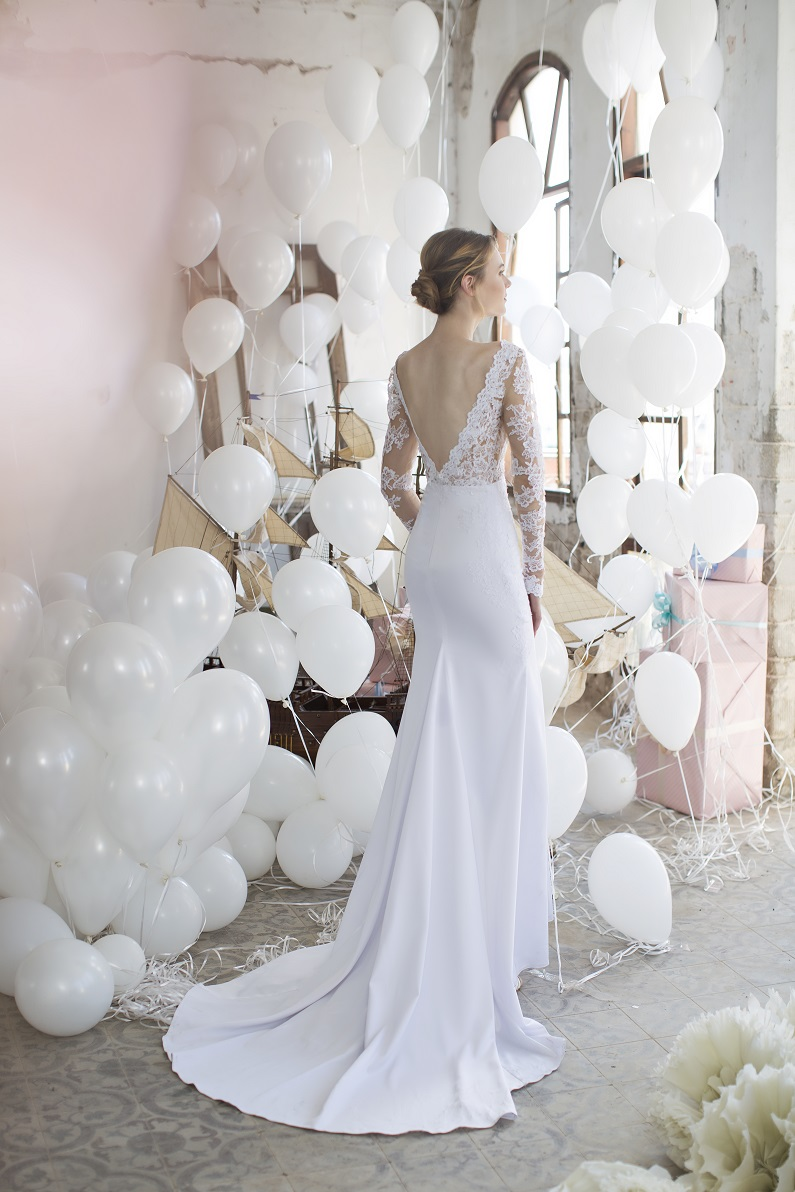 Noya Bridal Valeria 2016 Bridal Collection | Fab Mood - #weddingdress:
