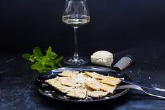 Homemade Ravioli – Σπιτικές Ραβιόλ…