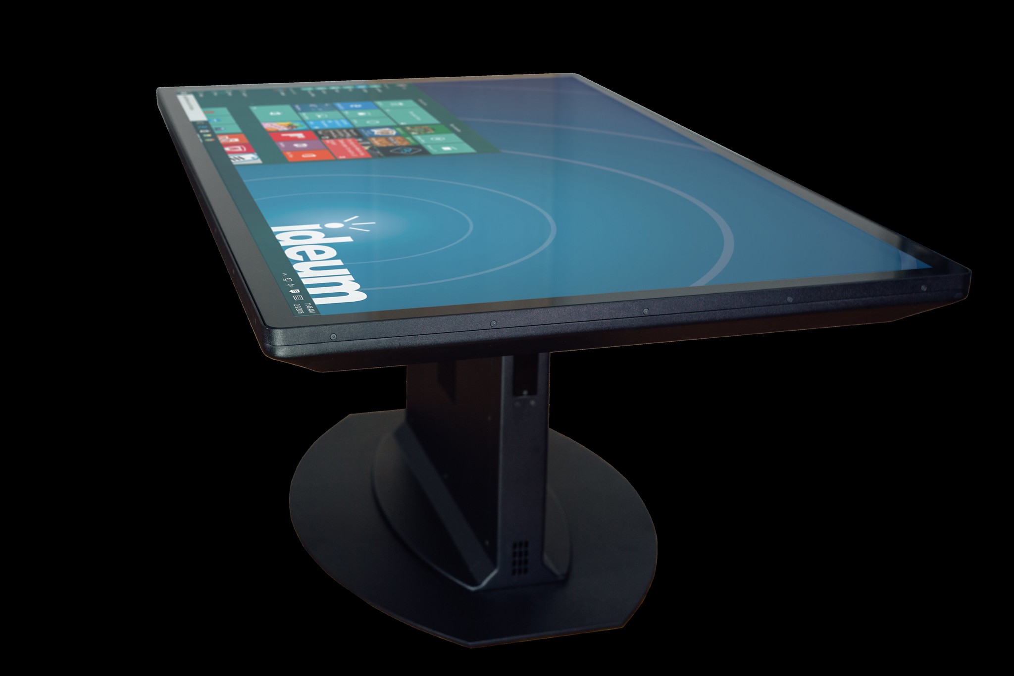 World s First 4K UHD Multitouch Coffee Table