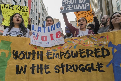 Youth Empowered in the Struggle