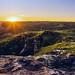 Mount Banks Sunset
