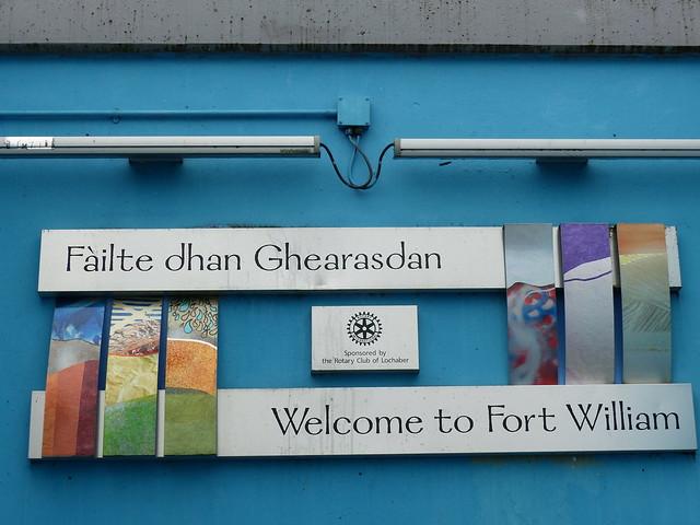 2015 Schottland - Fort William