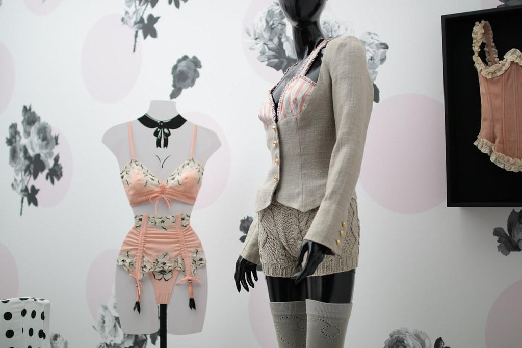 Mulhouse - Musée de l'Impression sur Etoffes, exposition Chantal Thomas