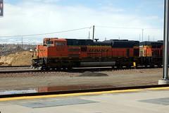 BNSF SD70ACe 9270