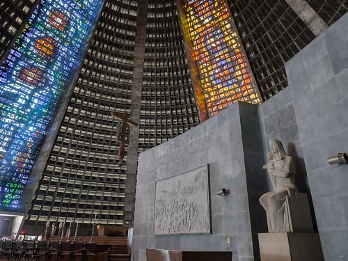 Catedral Metropolitana de Río de Janeiro