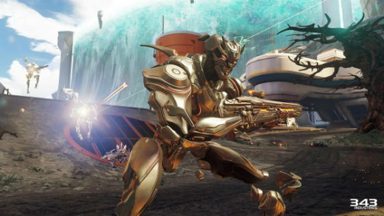 Halo 5's Warzone Firefight beta extended until Tuesday