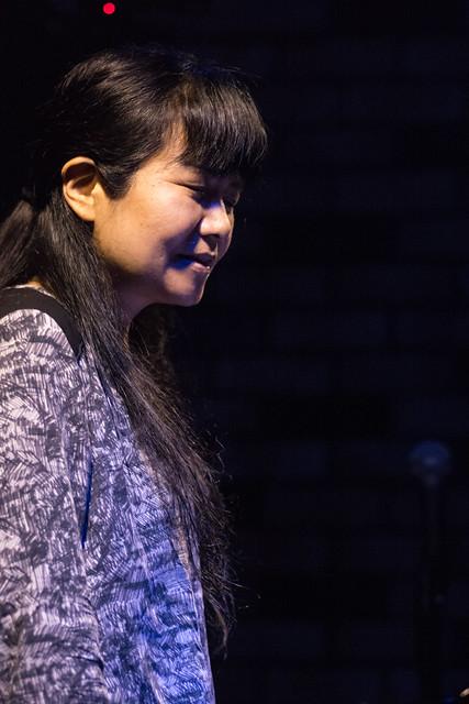 Satoko Fujii live at Cortez, Mito (Japan), 28 Apr 2016 -1000061