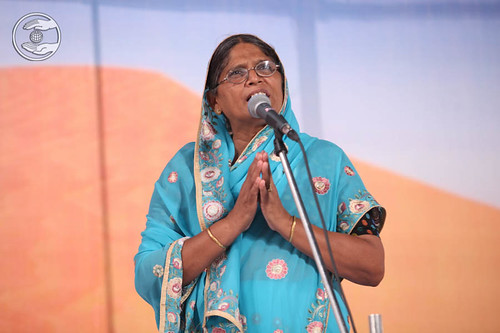 Mohini from Barmer expresses her views