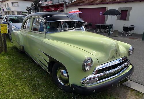 Chevrolet Chevy 1952
