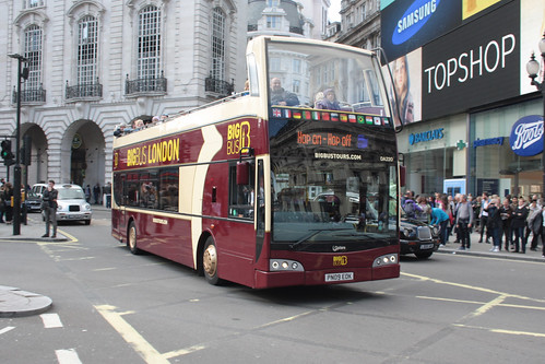 Big Bus Tours DA220 PN09EOK