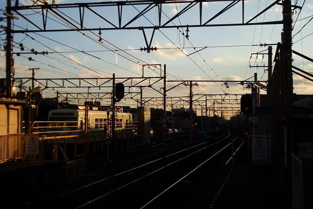 2015/12 叡山電車修学院駅 #02