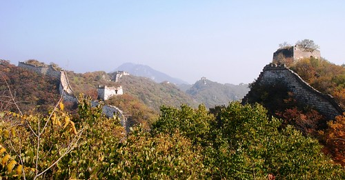 33 La gran Muralla en Pekin (10)