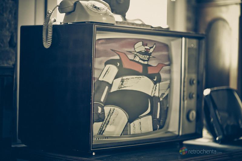 Mazinger Z - TV