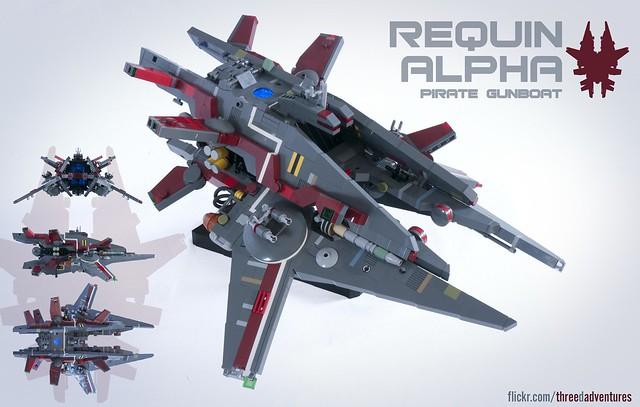 Requin Alpha
