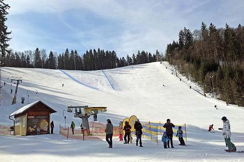 Jednodenní skipas do lyžařského areálu MARIÁNKY s 22% slevou v sezóně 2015/16