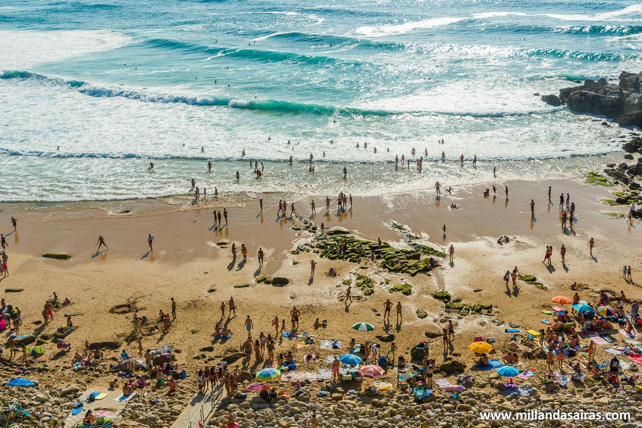 Playa de Los Locos, el pequeño paraíso entre rocas y olas!
