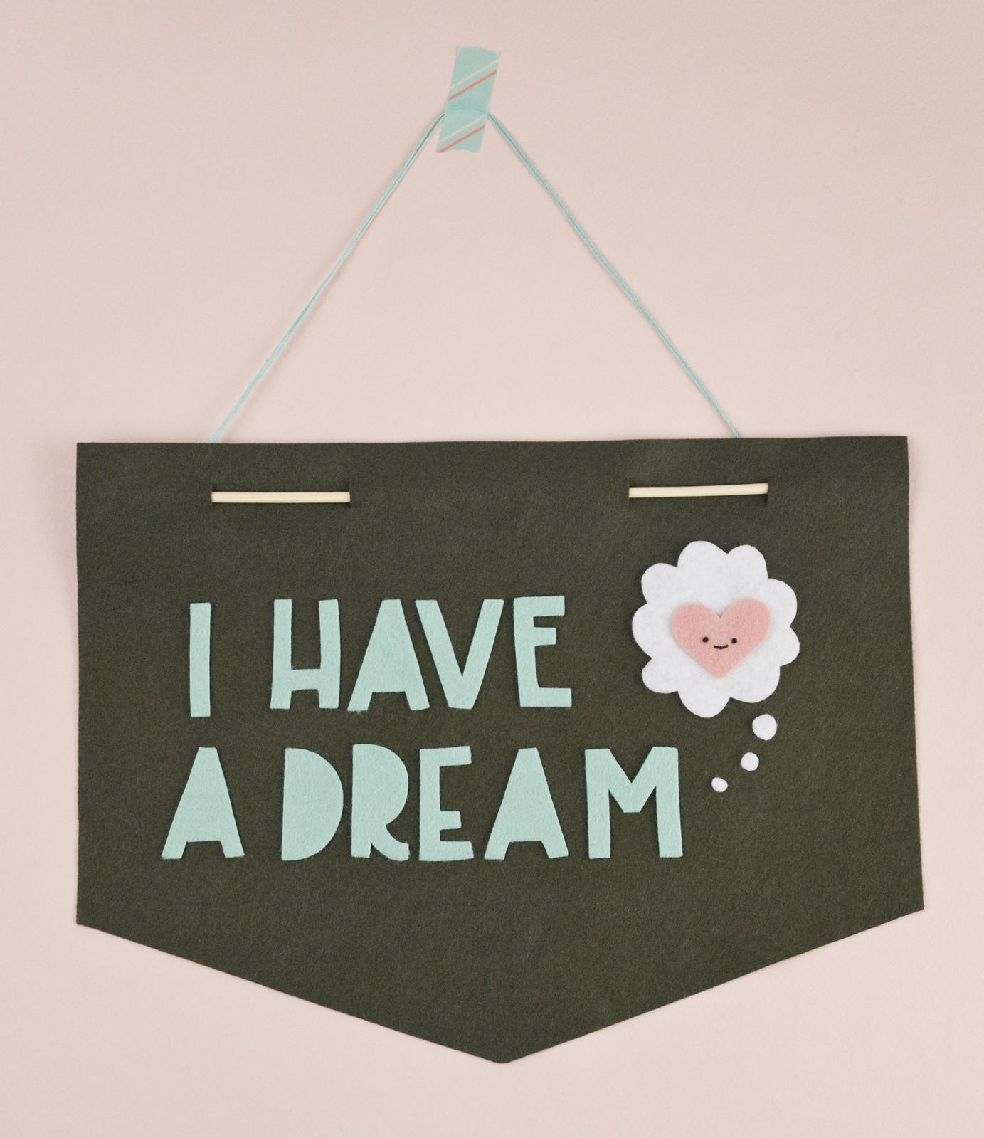 I Have a Dream - MLK Banner