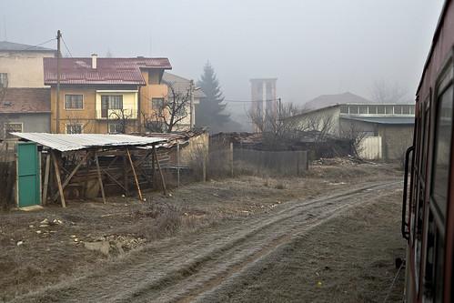 old houses after Razlog