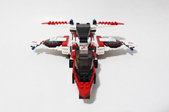 LEGO Marvel Super Heroes Avenjet Space Mission (76049)