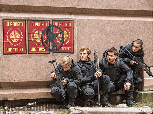The Hunger Games - Mockingjay - Part II - screenshot 5