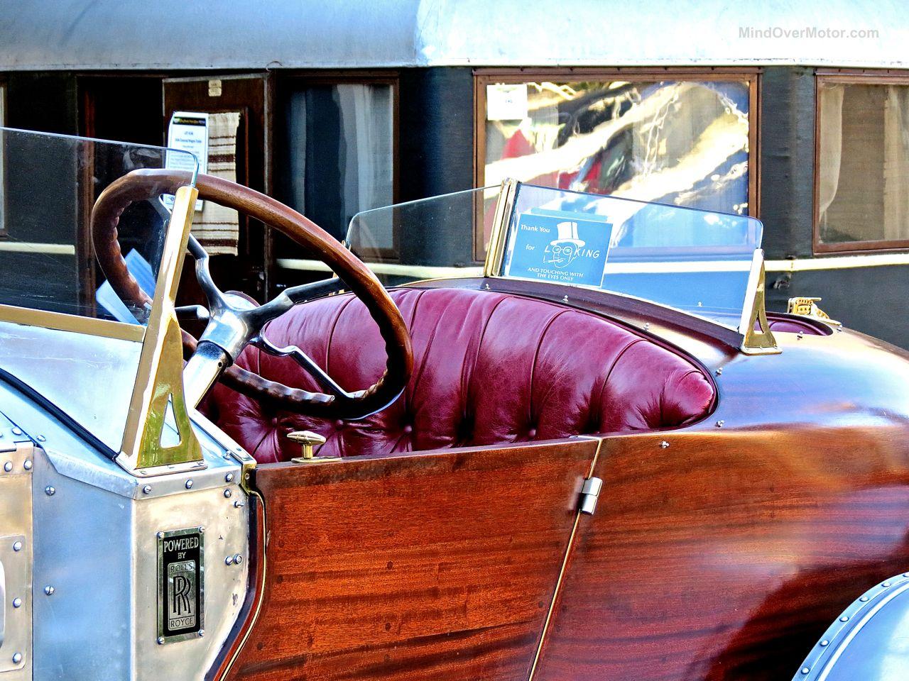 Rolls Royce Thunderbolt V12 Custom Amelia Island 13