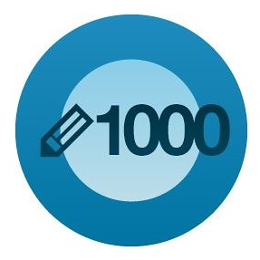 1000 posts -wordpress