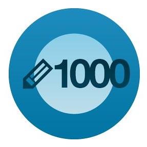 1000 posts -wordpress