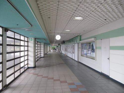 京都競馬場のグランドスワン