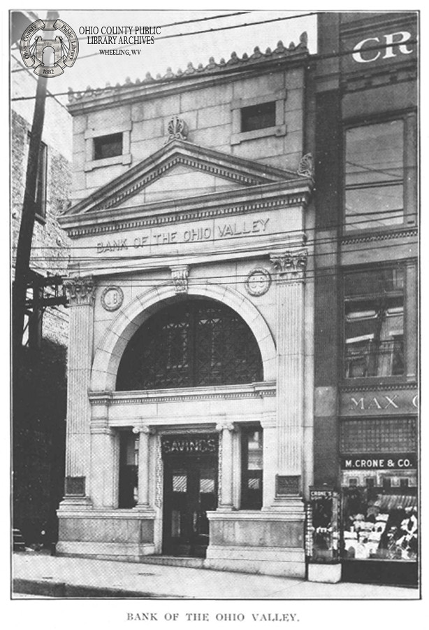 Bank of the Ohio Valley Building, 1915