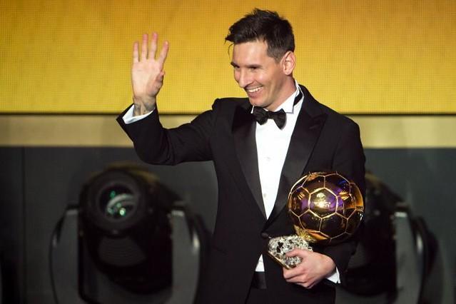 Leo Messi: Ganador del Fifa Ballon d ´or