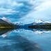 Maligne Lake by Jiri Jurczak