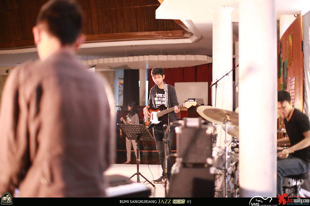 Bumi Sangkuriang Jazz Night 1 - New Equinox (6)