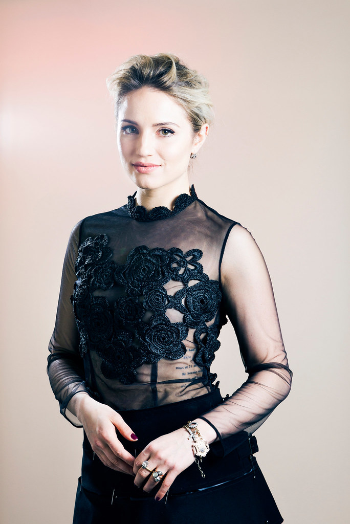 Дианна Агрон — Фотосессия для «Telegraph» 2015 – 12