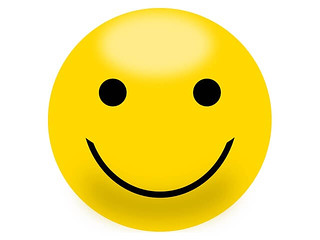 smiley by pixabay