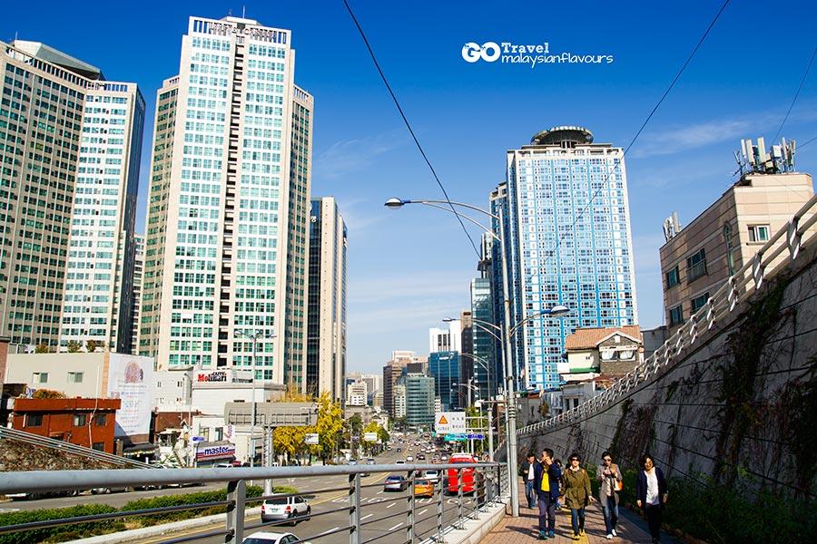 N Seoul Tower & Namsan Park Seoul