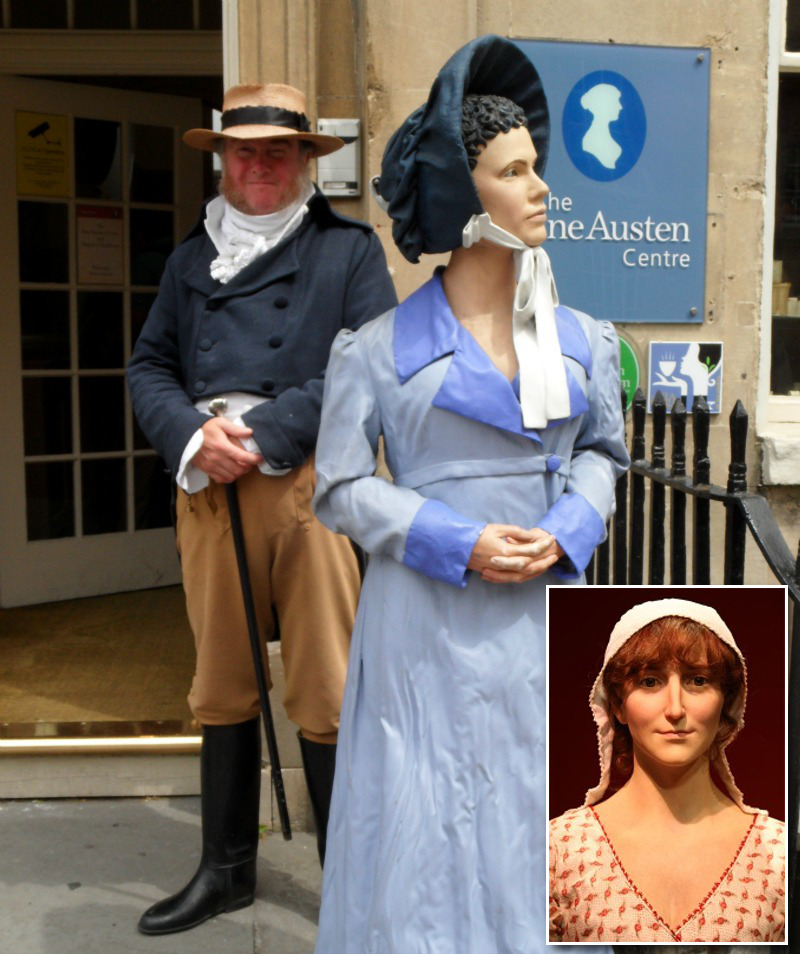 Jane Austen Centre. Credit Shelley Rodrigo, flickr