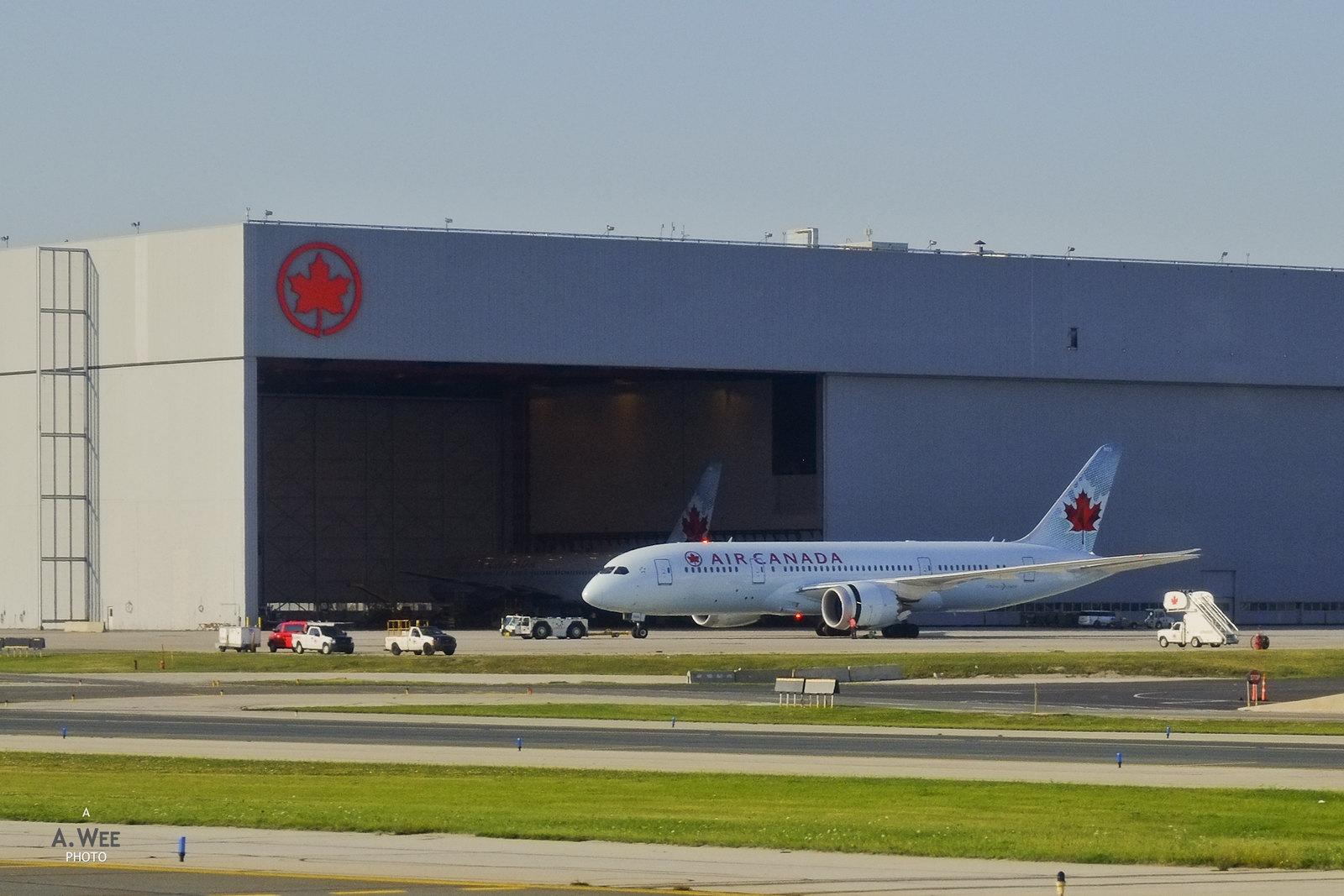 Air Canada 787 Dreamliner