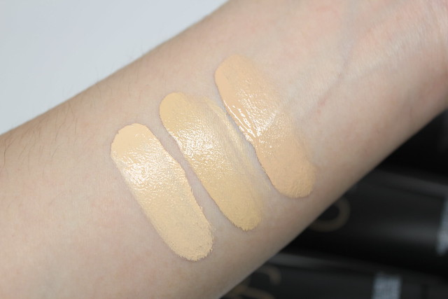 NARS Velvet Matte Skin Tint review and swatch