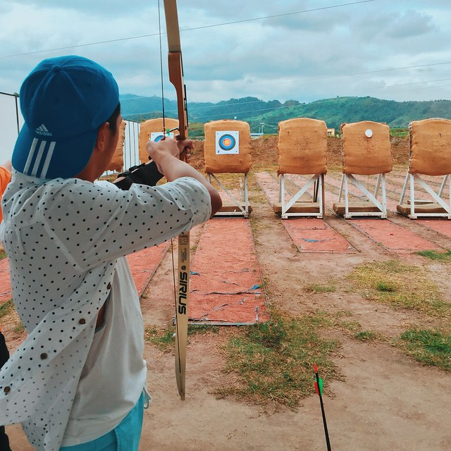 Sandbox Archery