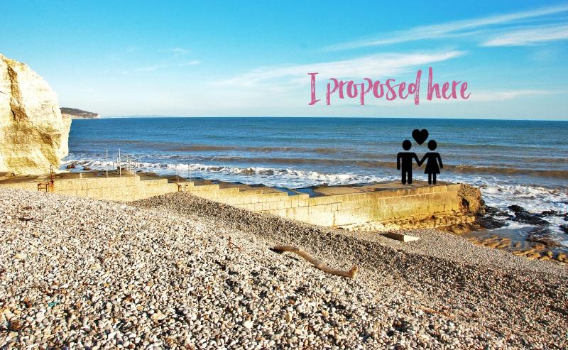 Beer, Devon: I proposed here