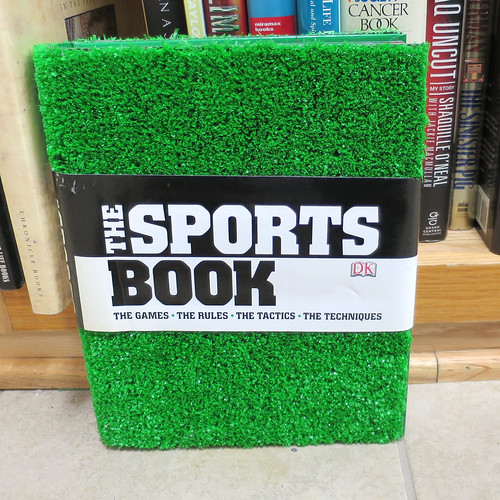 astroturf dust jacket