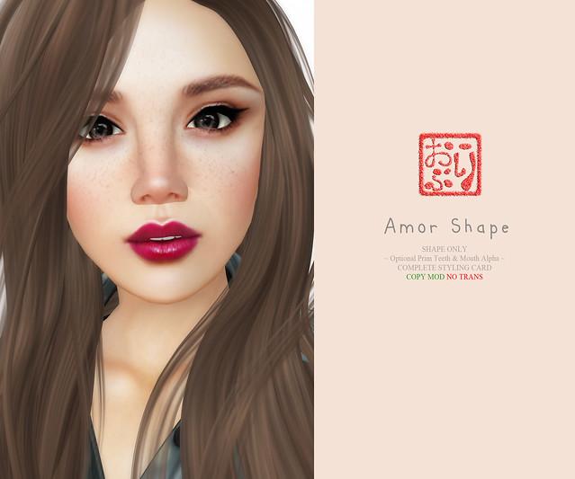 Amor Shape