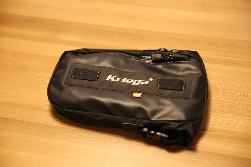 Kriega US5 on BMW R1200RS