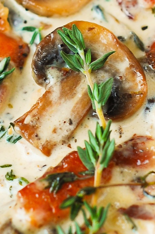 best mushrooms recipes, how to cook mushrooms, mushroom side dish, bacon recipes