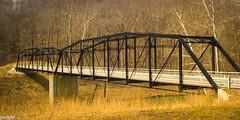 Bridge over Fourteen Mile Creek