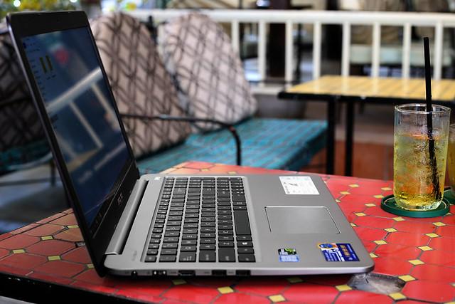 Nhìn nhận những ưu – nhược điểm trên laptop ASUS K501UX - 114322