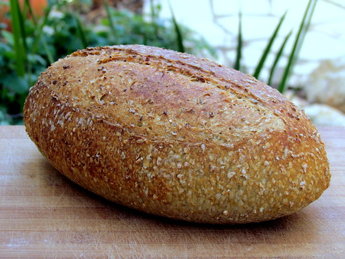 Freekeh SD Bread
