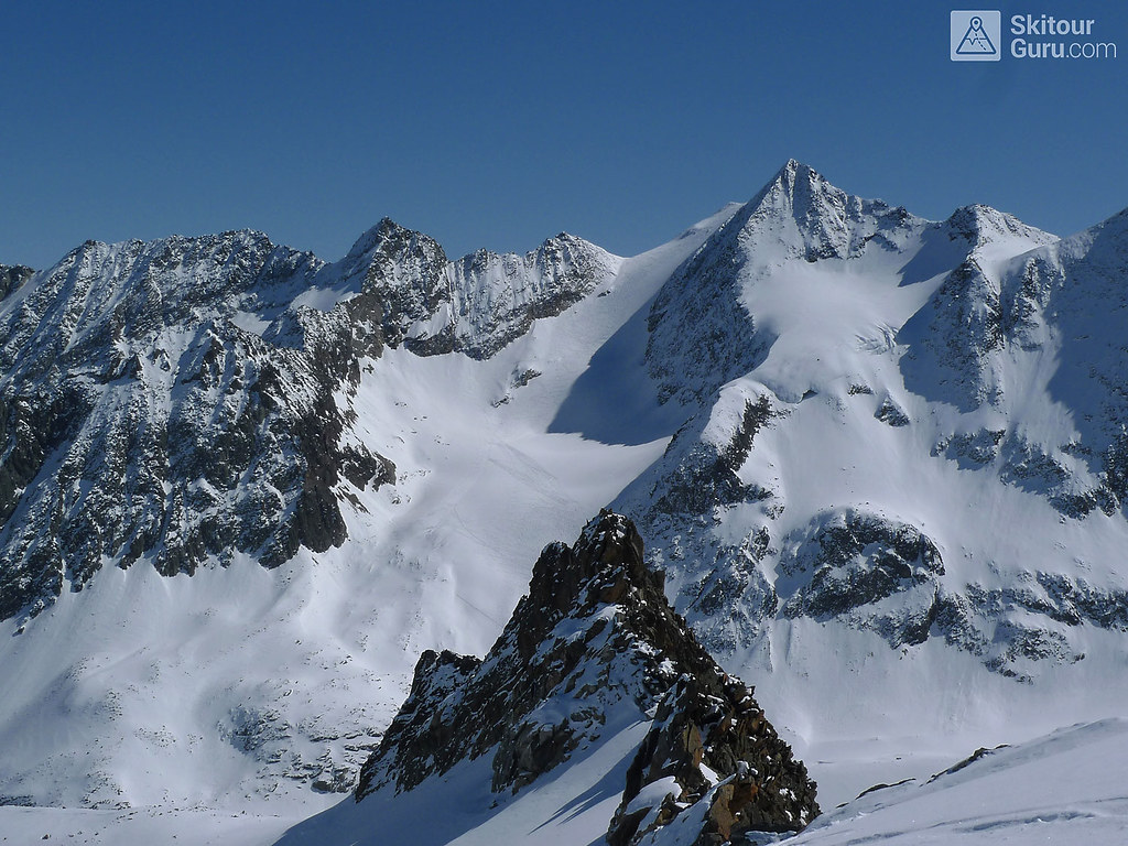 Wildes Hinterbergl Stubaiské Alpy Österreich foto 14